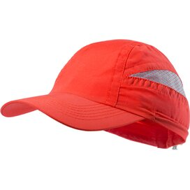 Laimbur Baseball Pet Rood