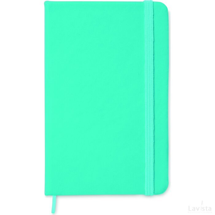 Notitieboekje met 96 pagina's NOTELUX Turquoise