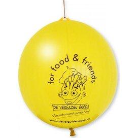 Punchball kleine oplage geel