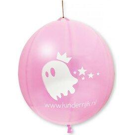 Punchball kleine oplage roze