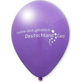 Ballon 85/95 cm kleine oplage paars