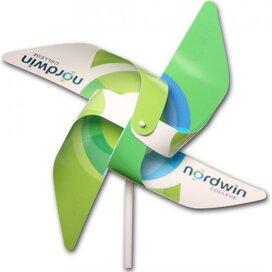 Windmolentje papier vorm A kleine oplage