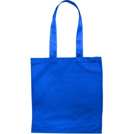 Katoenen tas 105 g/m² Cottonel colour royal blauw