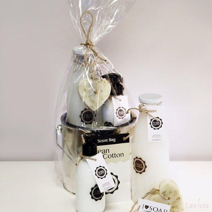 Giftemmer Soap en Gifts Clean cotton