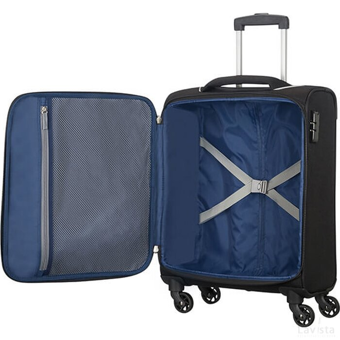 American Tourister Holiday Heat Spinner 55