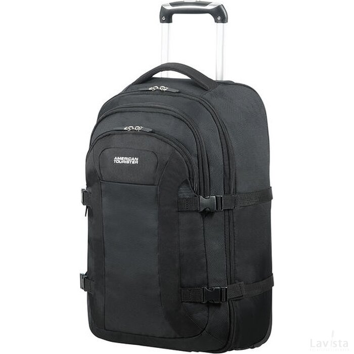American Tourister Road Quest Laptop Backpack with wheels 15.6''