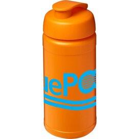 Baseline® Plus 500 ml sportfles met flipcapdeksel Oranje