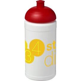 Baseline® Plus 500 ml bidon met koepeldeksel Wit,Rood