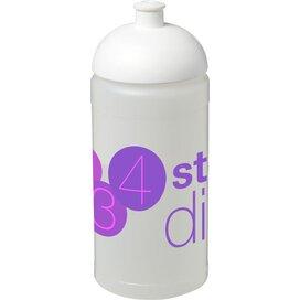 Baseline® Plus 500 ml bidon met koepeldeksel Transparant,Wit