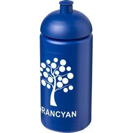 Baseline® Plus grip 500 ml bidon met koepeldeksel blauw