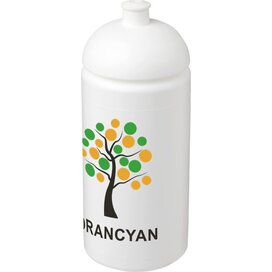 Baseline® Plus grip 500 ml bidon met koepeldeksel Wit
