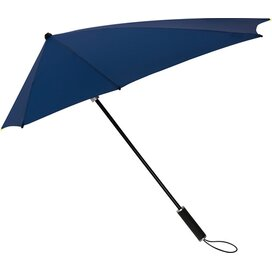 STORMaxi® aërodynamische stormparaplu blauw