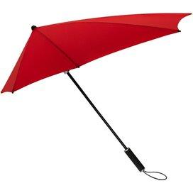 STORMaxi® aërodynamische stormparaplu rood