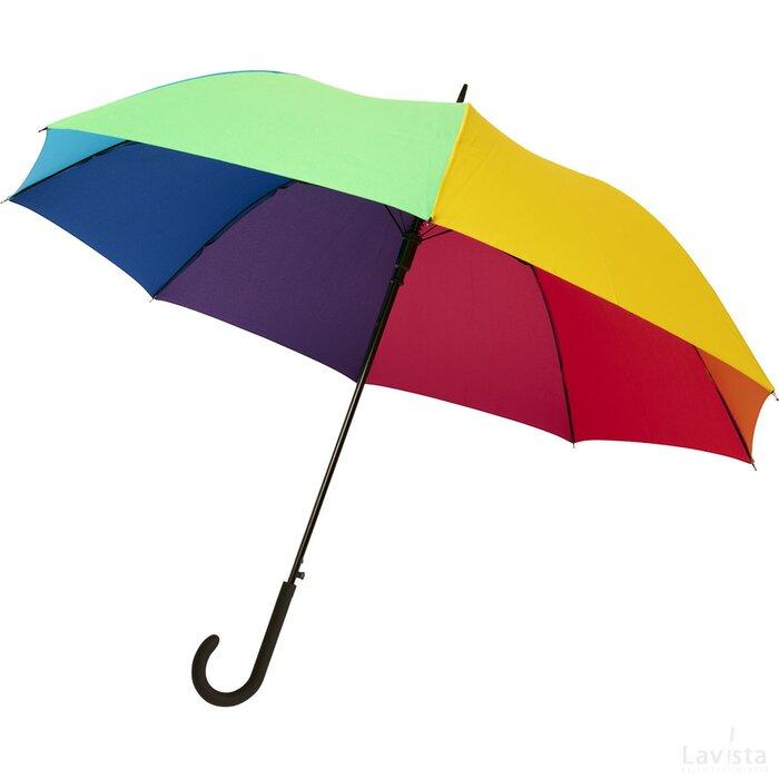 "Sarah 23"" automatische stormparaplu Multi Colour"
