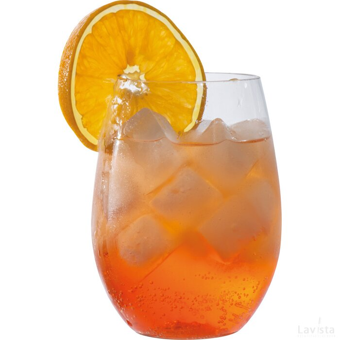 PET drinkglas 450 ml transparant