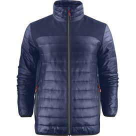 Heren printer expedition jacket marine