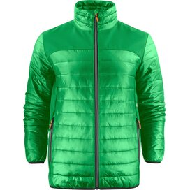 Heren printer expedition jacket frisgroen