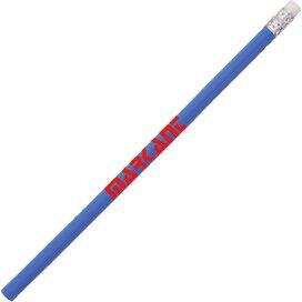 SABA potlood met gum Peekay lichtblauw