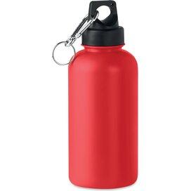 Drinkfles 500 ml Pe moss rood
