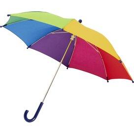 """Nina 17"""" stormparaplu voor kinderen Multi Colour"""