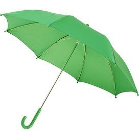 """Nina 17"""" stormparaplu voor kinderen helder groen"""