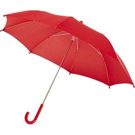 """Nina 17"""" stormparaplu voor kinderen Rood"""