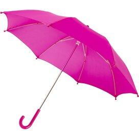 """Nina 17"""" stormparaplu voor kinderen Magenta"""