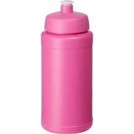 Baseline® Plus 500 ml drinkfles met sportdeksel Magenta