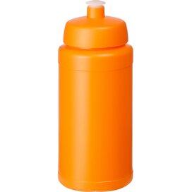 Baseline® Plus 500 ml drinkfles met sportdeksel Oranje