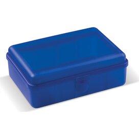Lunchbox one 950ml Transparant Blauw