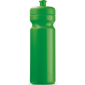 Sportbidon basic 750ml Groen