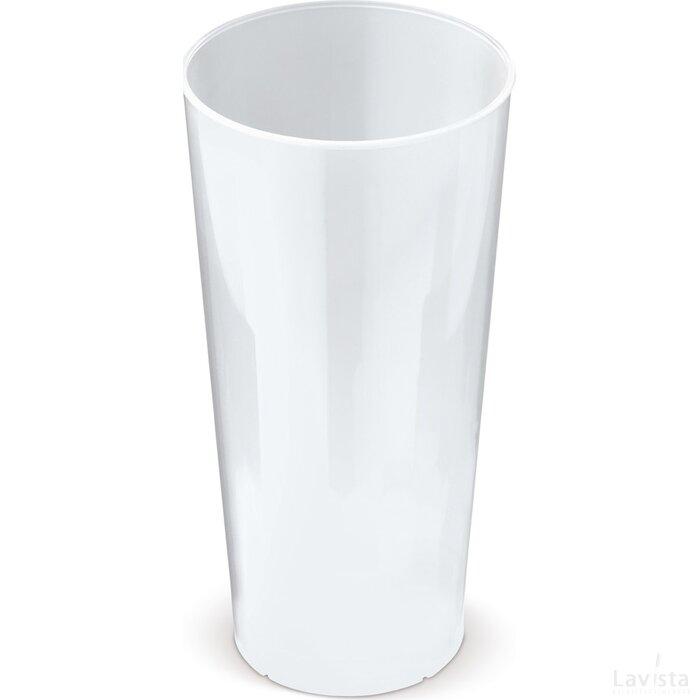 ECO cup Bio materiaal 500ml Transparant