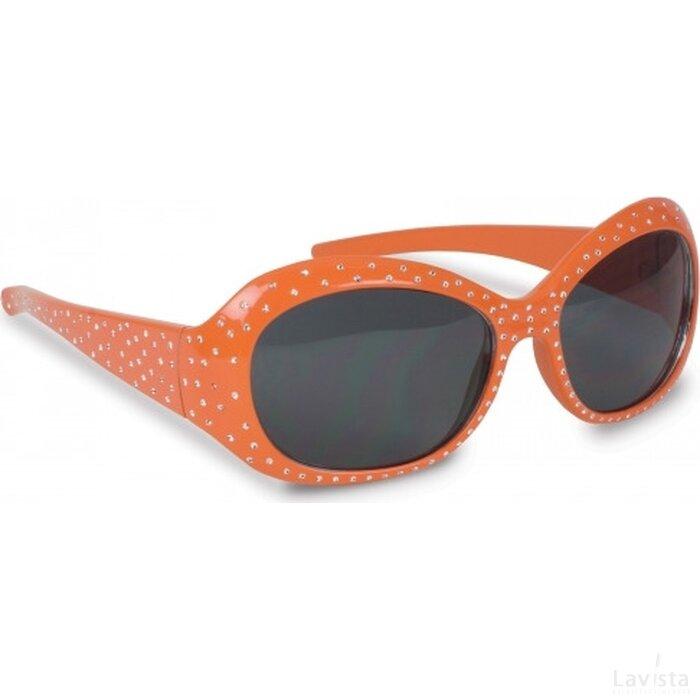 Zonnebril Paris Oranje