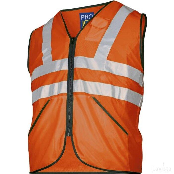Vest hv orange 3 one size