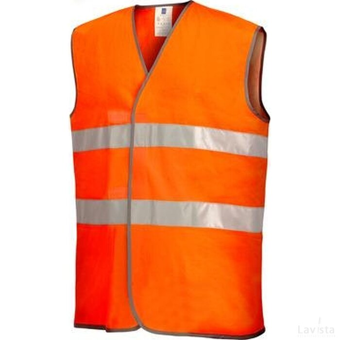 Vest hv  orange one size