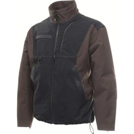 Padded jacket Brown