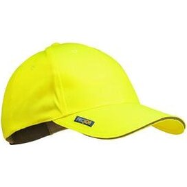 Safety cap hv Yellow