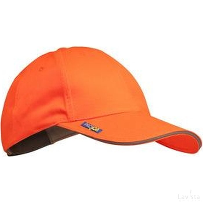Safety cap hv Orange