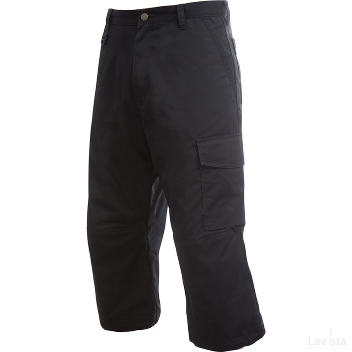 Piratenbroek  pes/cot Black
