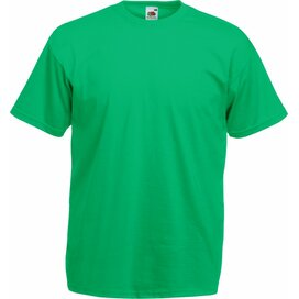 T-shirt Fruit of the Loom Valueweight T Kelly Green