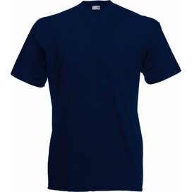 T-shirt Fruit of the Loom Valueweight T Deep Navy