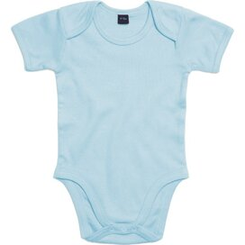 Baby Bodysuit Dusty Blue