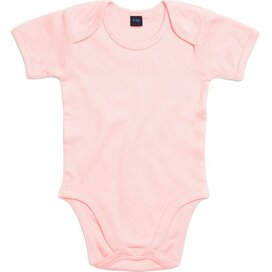 Baby Bodysuit Powder Pink