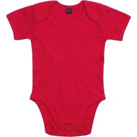 Baby Bodysuit Red