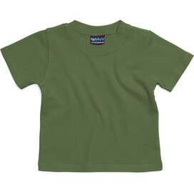 Baby Tee Camouflage Green