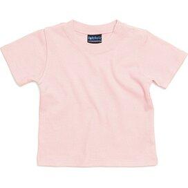 Baby Tee Powder Pink