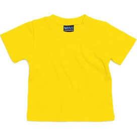 Baby Tee Sunflower Yellow