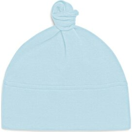 Baby One-knot Hat Dusty Blue