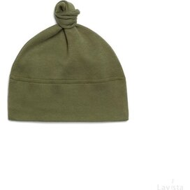 Baby One-knot Hat Camouflage Green