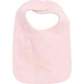 Baby Bib Powder Pink